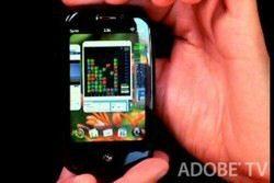 Adobe Demo Flash 10.1 on Palm Pre