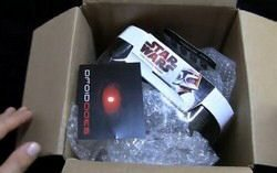 Video: Verizon R2-D2 Droid Unboxing?