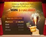 Best Samsung Omnia 2 app could win $100,000