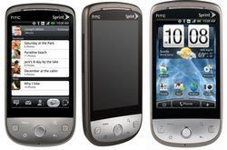 Full Sprint HTC Hero Review with videos, Android now competing