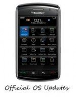 OS 5.0.0.306 for pre-released Vodafone BlackBerry Storm 2 available