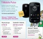 T-Mobile Pulse offered on PAYG in UK now