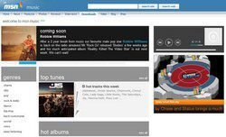 MSN Music Update: MP3 good, WMA iPhone incompatible
