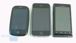 Video: Side by Side Comparison of iPhone 3GS, Droid, and Pre
