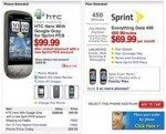 Best Buy to offer HTC Hero and Samsung Moment for $100