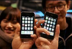 South Korea Officially Gains the iPhone