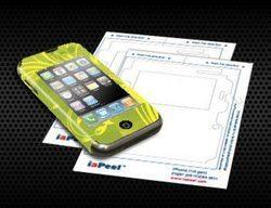 iPhone self print skins with iaPeel