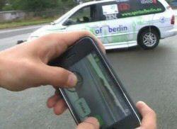 Video: iPhone Controlled Dodge Minivan