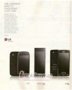 Canada Best Buy Catalogue Exposes new LG IQ Phone