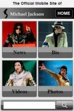 Sony Optimises Artists Websites for Mobile Michael Jackson first