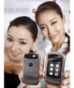 Motorola Ruby turns MOTO Klassic for South Korea