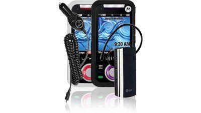 Verizon Cyber Monday Deal: Motorola Rival and LG HBM-210 Headset