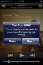 O2 UK iPhone Unlock Slowly Rolls Out