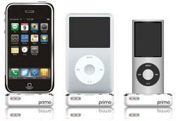 Primo Micro Battery pack for iPhone and iPod