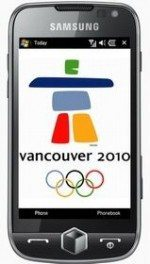 Samsung Omnia II named Official Winter Olympic Games 2010 handset