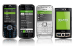 Spotify App now available for Symbian handsets