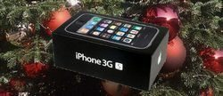 Cyber Week 2009: Christmas Gifts for Apple iPhone Lovers