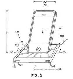 iPhone and iPod Universal Dock Patent from Apple