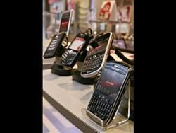 Chinese Market to get Customised BlackBerry?