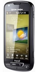 Samsung M8400 Sporting WiBro available in South Korea