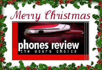 Phones Review wishes you a Merry Christmas