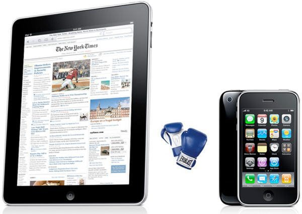 iPad vs. iPhone: The 3G pricing battle