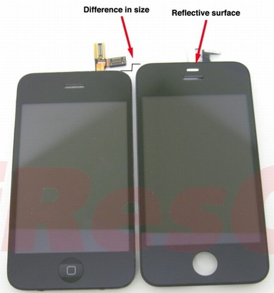 Is this the new iPhone 4G 2010? Prototype photos against 3GS