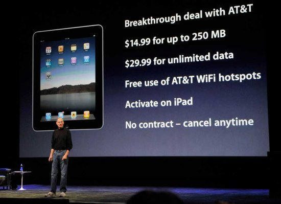 Apple and Verizon still chatting about iPhone and iPad