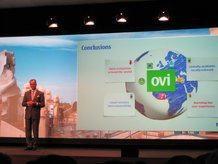 Nokia's success with Ovi services