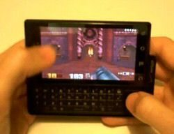 Video: Quake 2 and 3 Ported to Android Motorola Droid