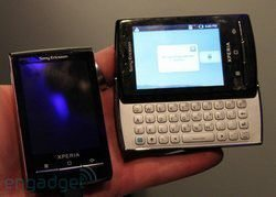 Video: Sony Ericsson X10 Mini and X10 Mini Pro Hands-on