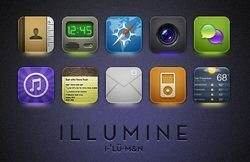 20 Free Sets of iPhone Icons Available