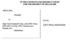 Apple HTC Lawsuit: HTC Fights Back