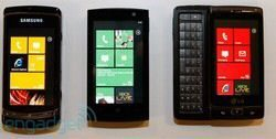 Windows Phone 7 Series Now has 3 Devices