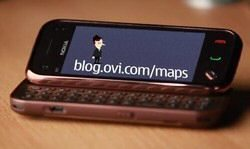 Video: Win a Nokia GPS Phone with Ovi Maps