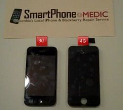 Video: iPhone 4G Display Assembly Captured