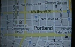 Video: Motorola Droid with Google Maps 4.0 and Buzz