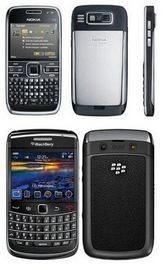 Nokia E72 Verses BlackBerry Bold 9700 Comparison