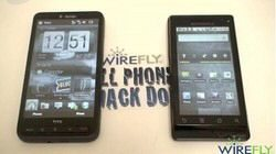 Video: HTC HD2 Takes On the Motorola Droid
