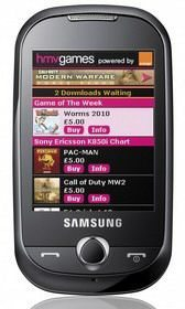 New UK mobile gaming via HMV and powered by Orange