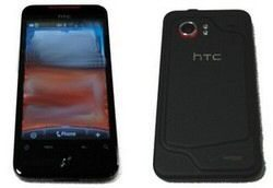 Verizon HTC Incredible is a Nexus One in Red?