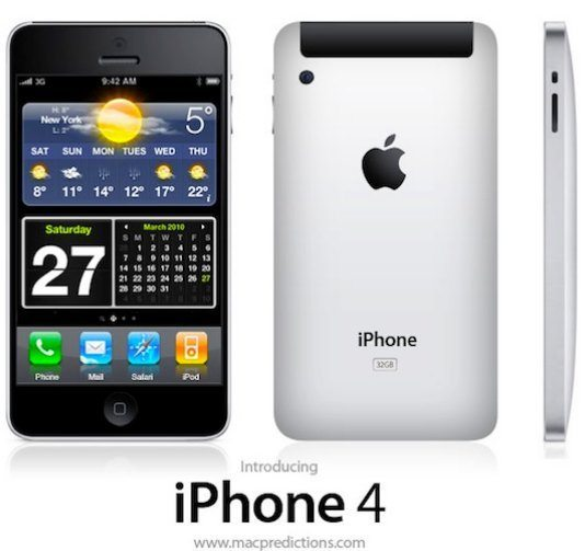 iPhone 6 Retina 4.8-inch new design possibility with X ...