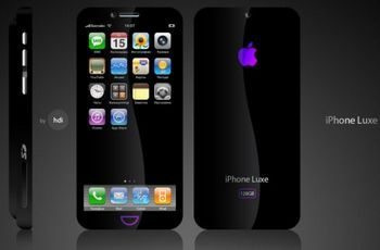 iPhone 4G Concept aka Deluxe, iGame iPhone Long and Ultra