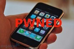 iPhone SMS Database hacked and stolen in 20 seconds