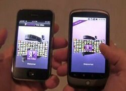 Video: Knocking with the iPhone and Nexus One