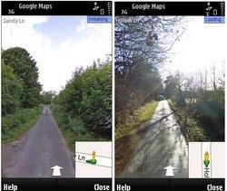 Google Maps for Mobile Street View now live for UK smartphones