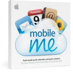 iPad users could make use of Apple's MobileMe
