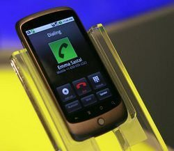Nexus One UK Launch Delayed by Google