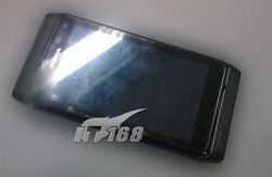 Nokia Symbian^3 N8-00 Gets Pictured
