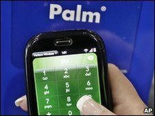 Smartphone sales disappoint Palm